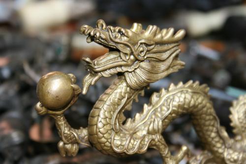 Chinesischer Drache (Bild: sxc.hu)